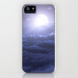 Moonbeam Sea iPhone Case