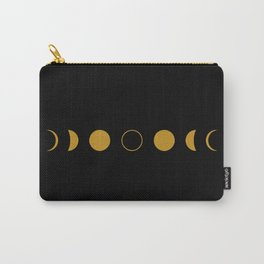 Lunar Phases Carry-All Pouch