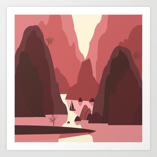 My Nature Collection No. 30 Art Print