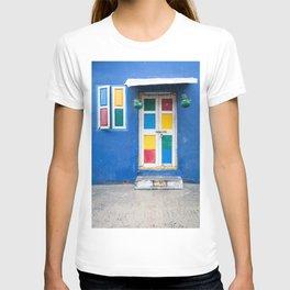 Colorful Indian Door T-shirt
