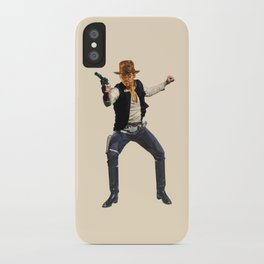 Indiana Solo iPhone Case