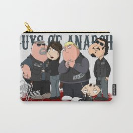 Guys of Anarchy Carry-All Pouch