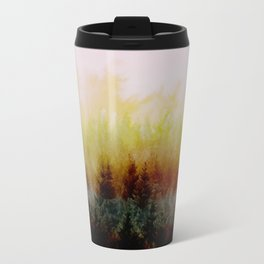 Burn in Forest Travel Mug