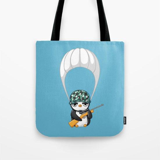 Commando Tote Bag