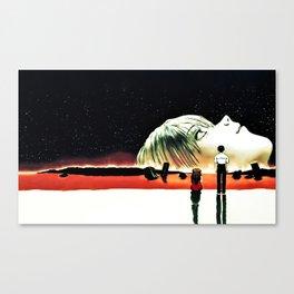 Neon Genesis Evangelion Canvas Print