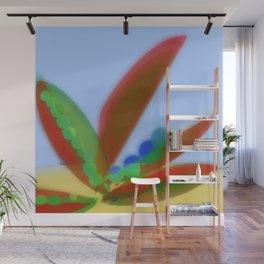 GMO Bean Pods  Pat. Pending Wall Mural