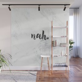 NAH Marble Quote Wall Mural