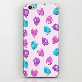 Crystal Pattern iPhone Skin