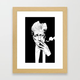 D.Lynch Framed Art Print
