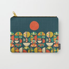 Jumpy Hills Carry-All Pouch