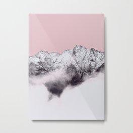 mountain 9a Metal Print