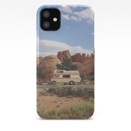 Rock Camper iPhone Case