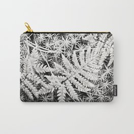 Moss and Ferns Carry-All Pouch