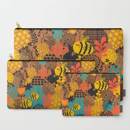 The bee. Carry-All Pouch