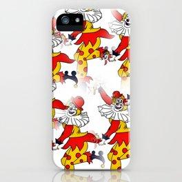 Jokers Wild iPhone Case