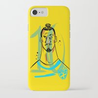 zlatan iPhone & iPod Cases featuring ZLATAN 10 by AG Abreu
