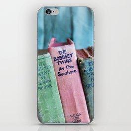 The Bobbsey Twins iPhone Skin