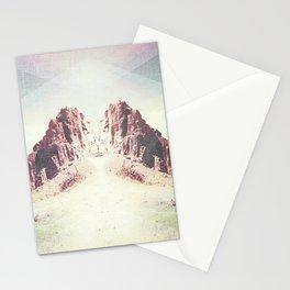 rocky gates Stationery Cards