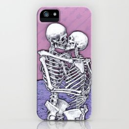 At The End Of All Things iPhone Case