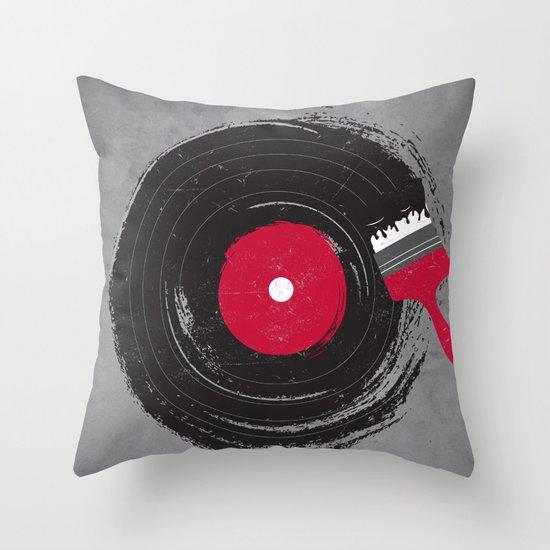 Art of Music Throw Pillow