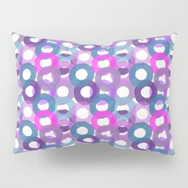Painted Donuts Two Pillow Sham