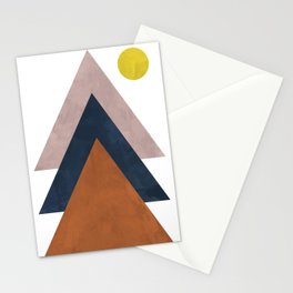 Mountain II Stationery Cards
