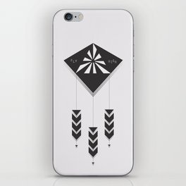Fly High iPhone Skin