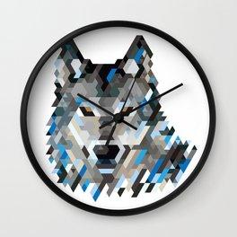 狼 OOKAMI Wall Clock