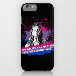 Lagertha - Vikings iPhone Case