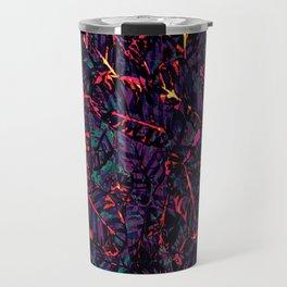 Flora Celeste Purple Amethyst Travel Mug