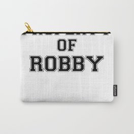 Property of ROBBY Carry-All Pouch