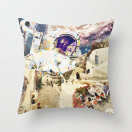 stepped out of a dream Throw Pillow