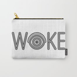 WOKE 2 Carry-All Pouch