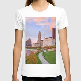 Columbus 01 - USA T-shirt