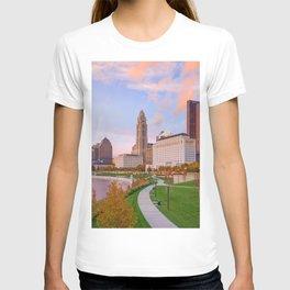 Columbus 01 - USA T-shirt
