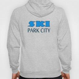 Park City Utah Apparel Hoody