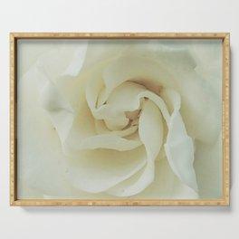 Gardenia Romance Serving Tray