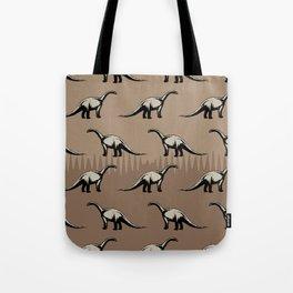 ChocoPaleo: Brontosaurus Tote Bag