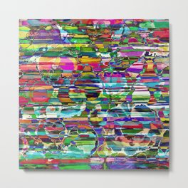 Abstract 507 Metal Print