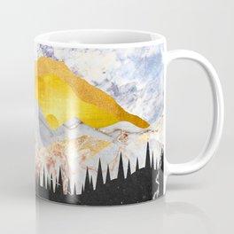 Wild Lullaby - Abstract Nature No1 Coffee Mug