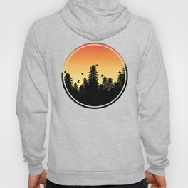 Dawn chorus birds Hoody