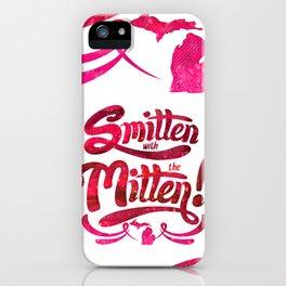 Smitten with the Mitten iPhone Case