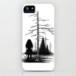 Huldra iPhone Case