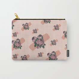 Floralia Carry-All Pouch