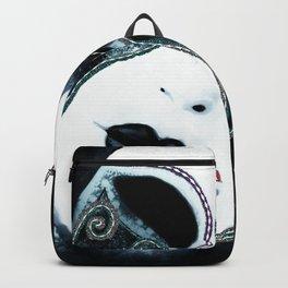 Venetian Mask of Mystery Backpack