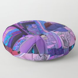 Arcade Floor Pillow