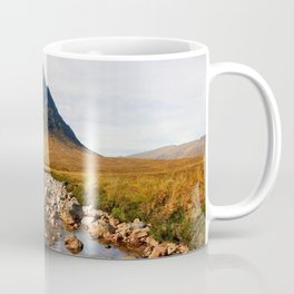 Buchaille Etive Mor Mountan Glencoe Scotland Coffee Mug
