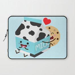 Milk and Cookie Laptop Sleeve