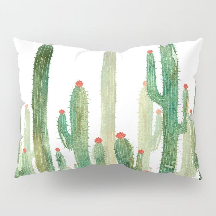 Cactus Four Pillow Sham
