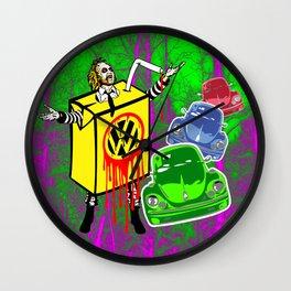 Juice Time! Wall Clock